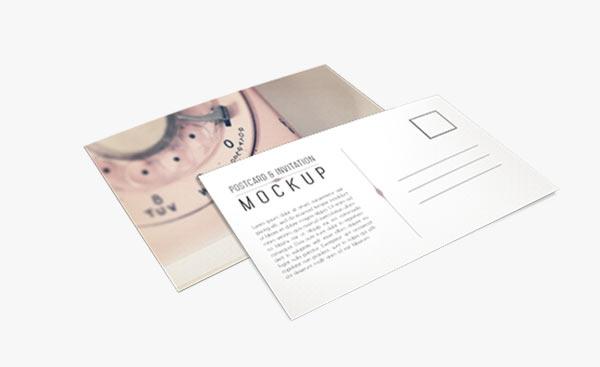 postkarten design