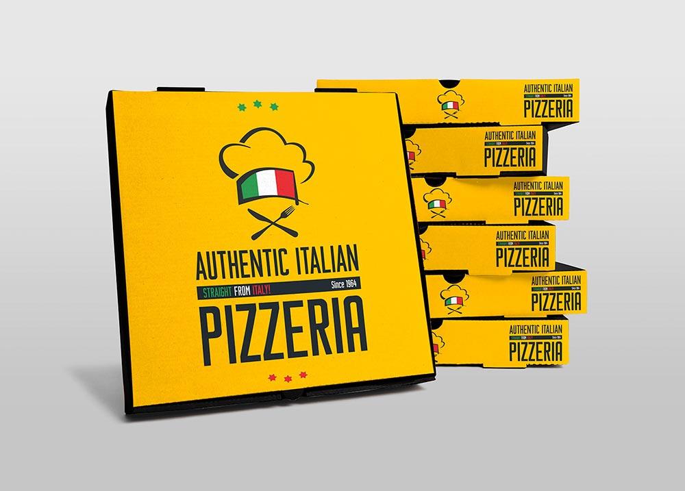 Pizzakarton Design Mallorca
